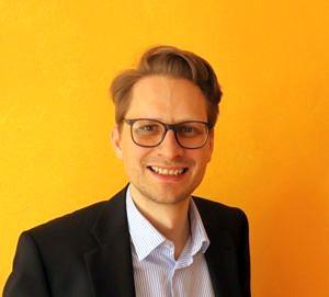 Dr. Níels P. Eggerz ist für den Schwerpunkt Judentum im BaFID zuständig.